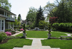 Landscape Design & Plantings